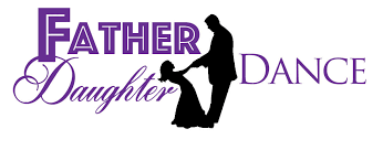 father daughter dance logo